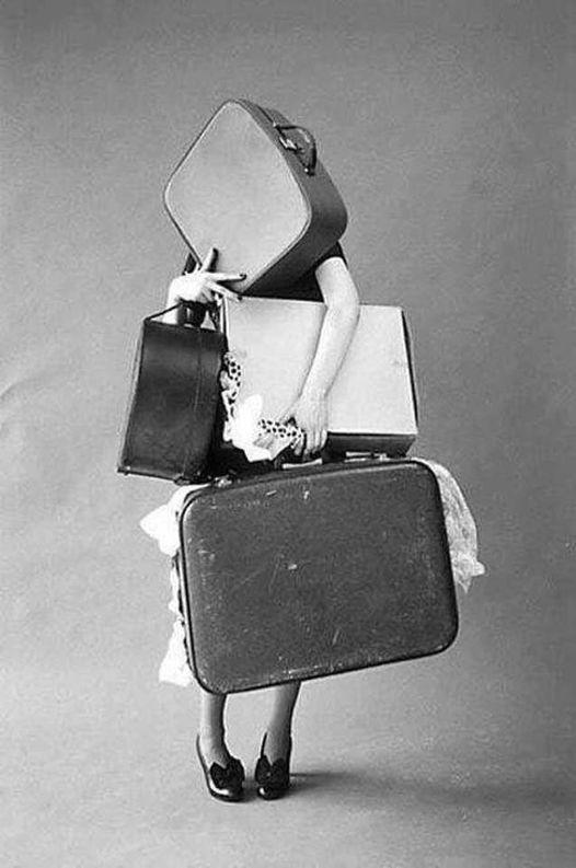 Essentiel ou superflu : faire une valise, c'est trier !